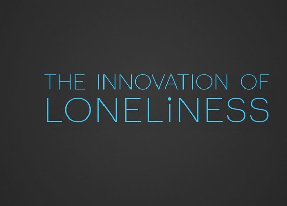 Are Social Networks Making Us Lonely?