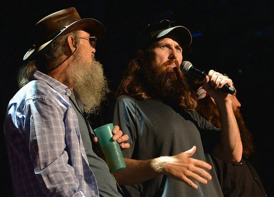 Facial Profiling: Jase Robertson Kicked Out of NYC Hotel