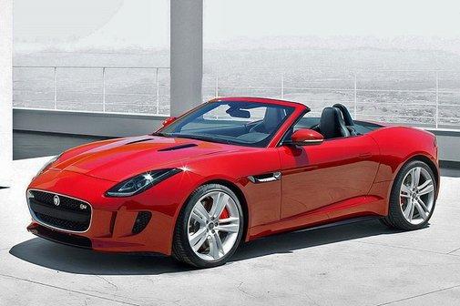Celebrate modern Britain with Jaguar F Type