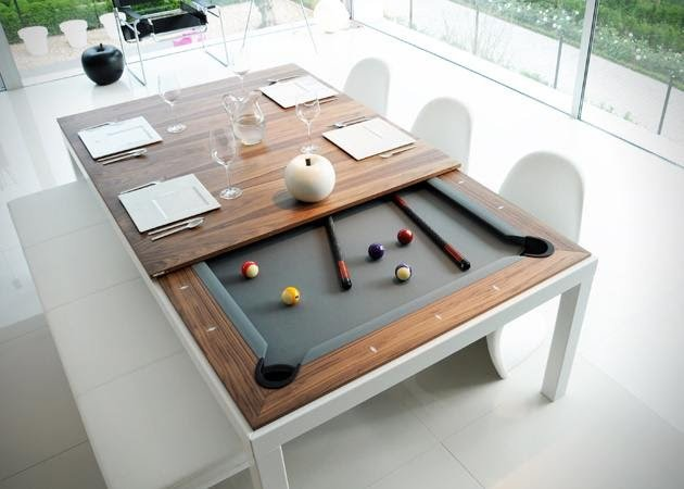 Men S Gear Fusion Pool Tables Awesome Tech Gadgets Men Want Coolest Gift Ideas For Guys Gentlemint