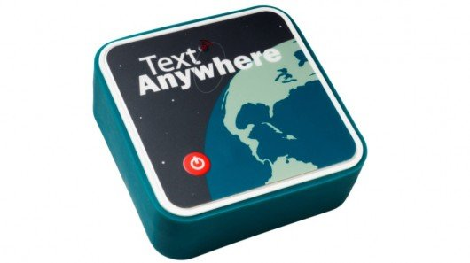 Text Anywhere off-the-grid satellite messaging lets you text ... anywhere