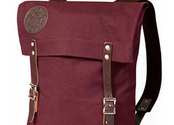 Huckberry | Scout Pack (Maroon)