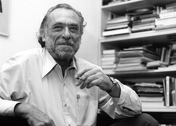 """People simply empty out"" - Charles Bukowski (Letters of Note)"