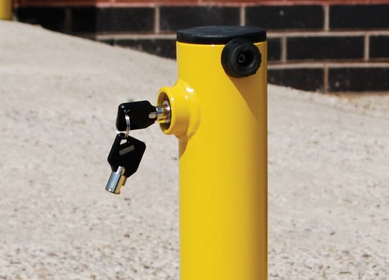 Keylock Parking Posts