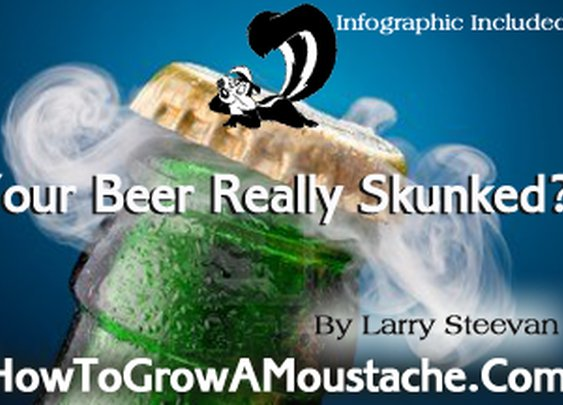 Is Your Beer Really Skunked?   | How to Grow a Moustache