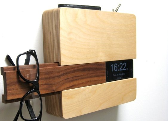 The Butler Wall Organizer | Baxtton