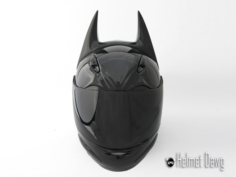 The Dark Knight Motorcycle Helmet