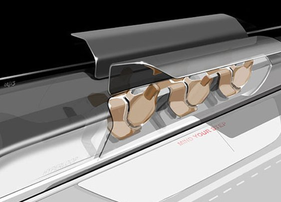Elon Musk reveals new super-fast 'Hyperloop' transport