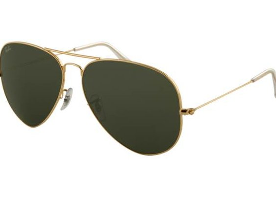 Ray-Ban Aviator Sunglasses | Baxtton