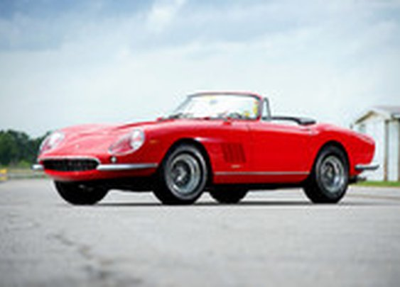 Ferrari Sets $27.5 Million Auction Record