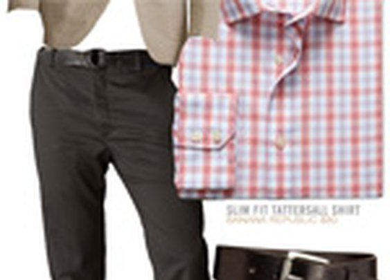 The Getup: Business Casual Promotion Meeting - Primer