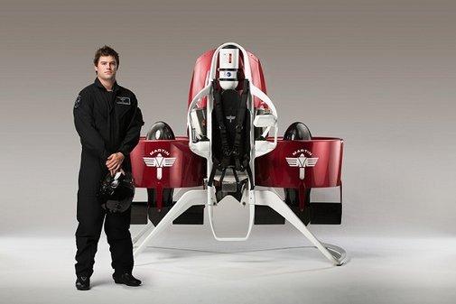 The Martin Jetpack - Martin Aircraft Company || The Martin Jetpack