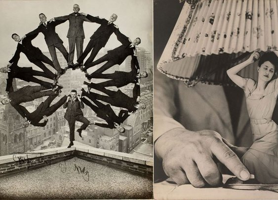 15 Photo Manipulations Before the Digital Age     «TwistedSifter