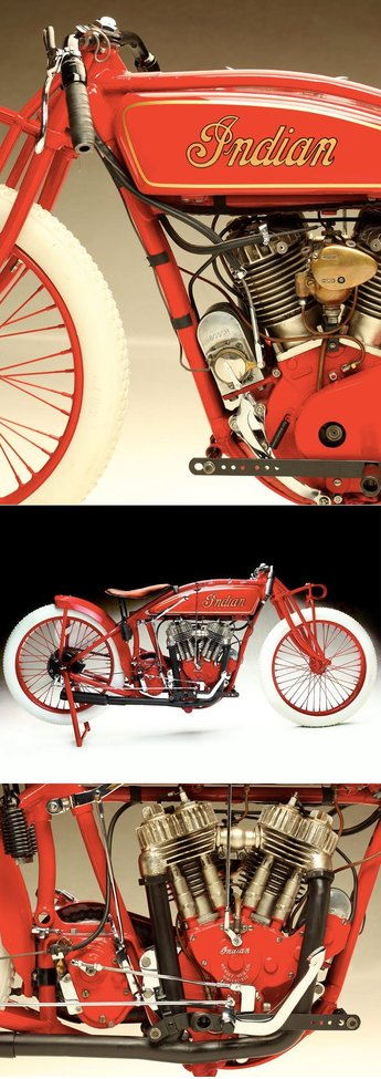 1921 Indian Board Track Racer | Megadeluxe