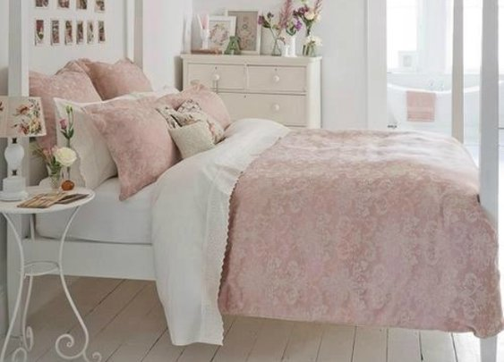 Shabby Chic Bedroom Decorating Ideas and Pictures,  shabby chic bedroom design