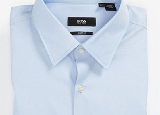 Sharp Fit Dress Shirt