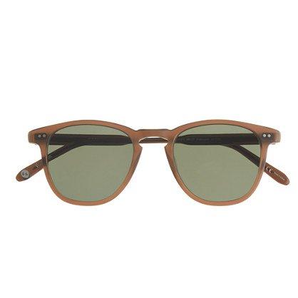 Garrett Leight™ Brooks sunglasses in matte espresso