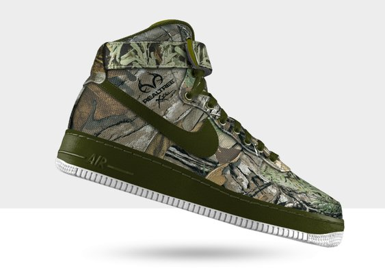 Nike Brings Camo to Iconic Air Force 1 Shoe | OutdoorHub