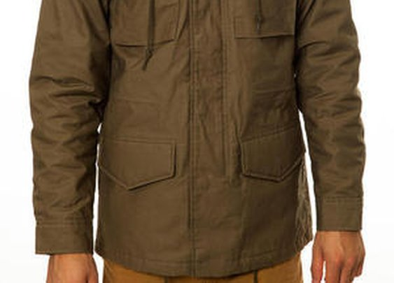 The Iggy Warfare Jacket in Army