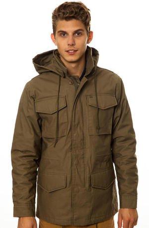 The Iggy Warfare Jacket in Army