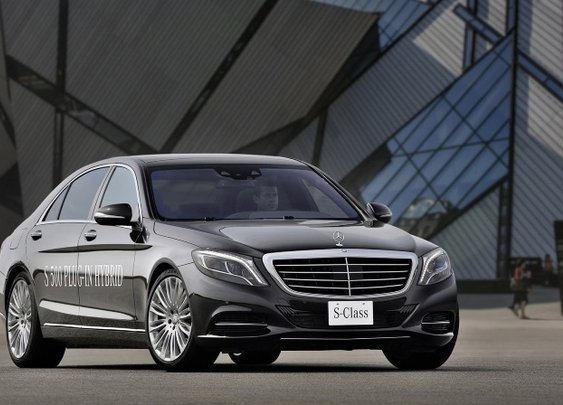 New Mercedes-Benz S500 Plug-In Hybrid consumption of 3L/100 km (78.4 US mpg / 94.2 UK mpg) CO2 emissions of 69 g/km.   NSTAutomotive