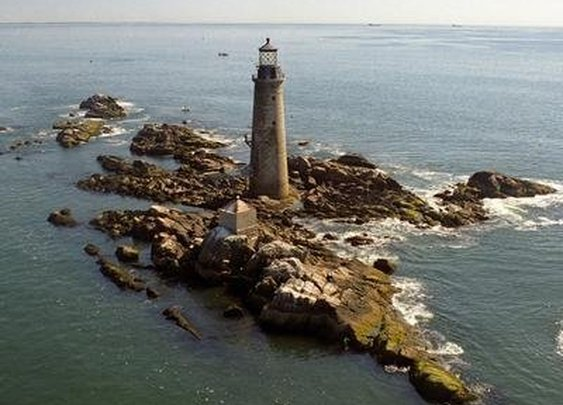 Boston Harbor Lighthouse to Sell for Record Price  Design News 08.19.13 | Apartment Therapy