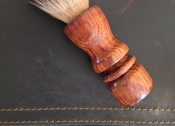 Shaving Brush by RoaringShepherd on Etsy