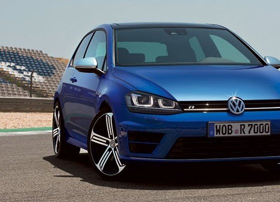 2014 New VW Golf R Mk7 Road Test Review, Specs, Price, Release Date   NSTAutomotive