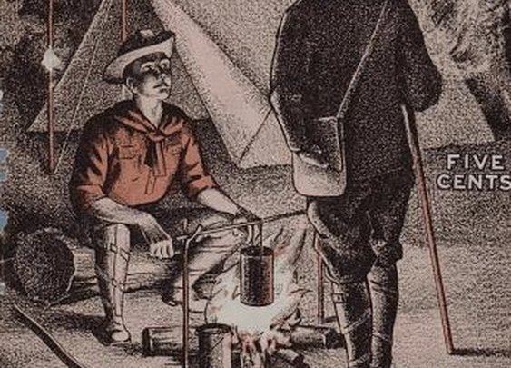 Things All Scouts Should Know: 16 Camping and Life Hacks from 1911 | The Art of Manliness