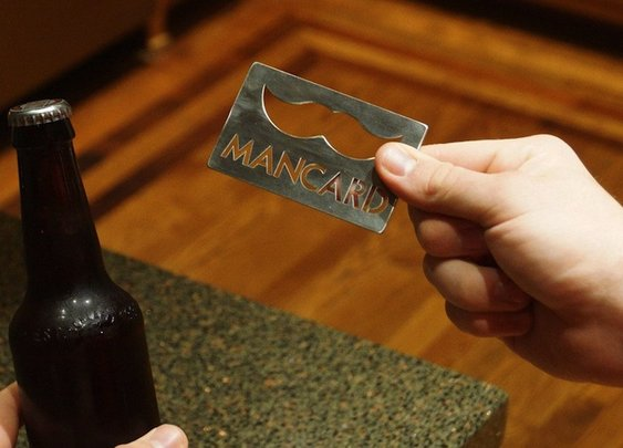 Mancard | The Gadget Flow