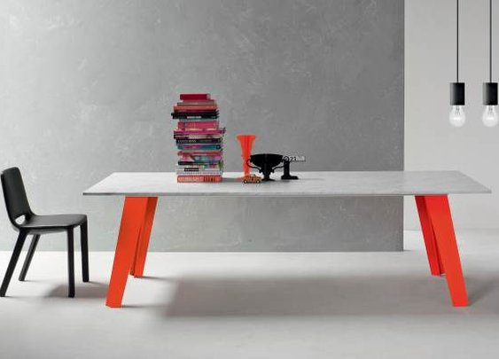 Welded Table by Bonaldo | Baxtton