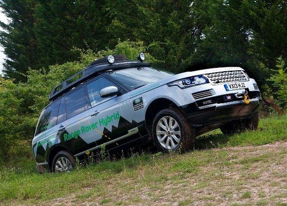 Range Rover and Range Rover Sport Hybrid, world's first premium diesel SUV hybrids   NSTAutomotive