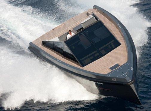 Wally 55 Powerboat «  Airows