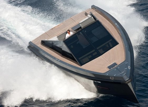 Wally 55 Powerboat «  Airows
