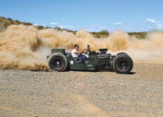 Photos of Jeep Rat Rods