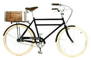 2012 Driggs 3 Men's Three Speed Bicycle Black