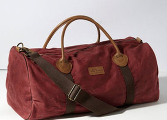 Bean's Medium Zipper Duffle