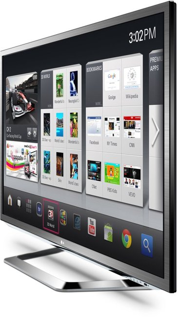 Google TV adds LG to the fold along with Sony, Vizio