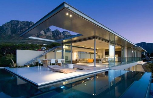 First Crescent residence, Camps Bay