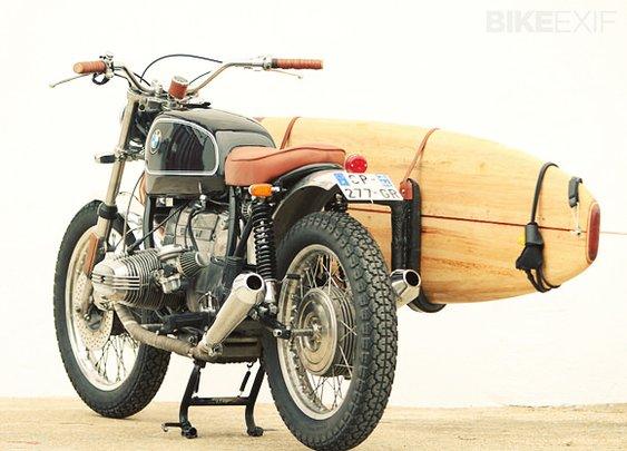 Surfboard motorcycle | Bike EXIF