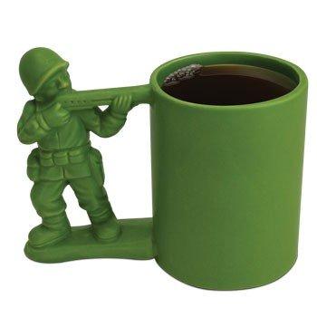 Army Man Mug
