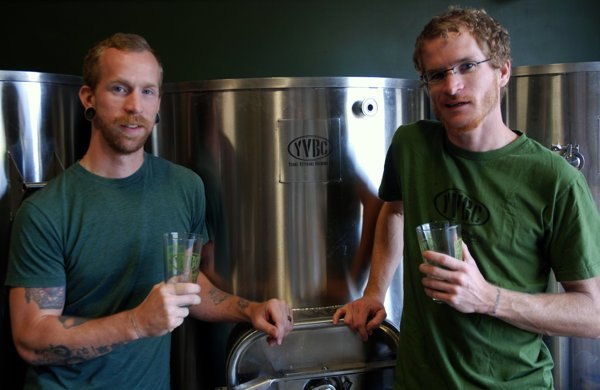 Iraq vets join ranks of Va's rising craft beer biz