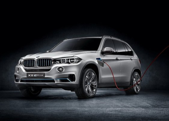 New BMW Concept X5 eDrive Concept Plug-in Hybrid System   NSTAutomotive