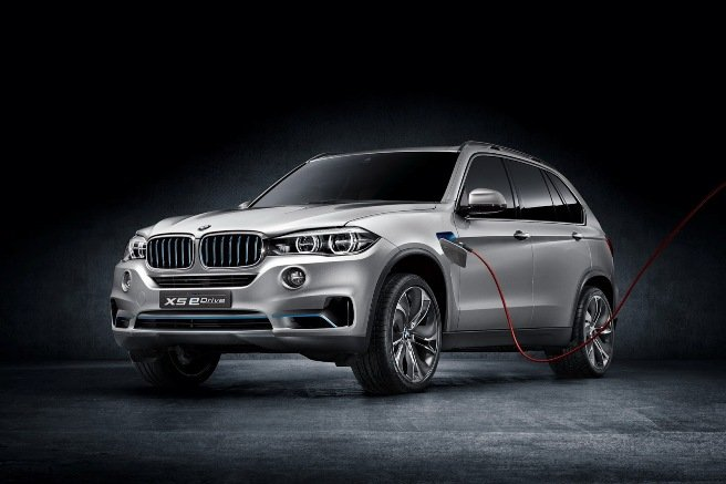 New BMW Concept X5 eDrive Concept Plug-in Hybrid System | NSTAutomotive
