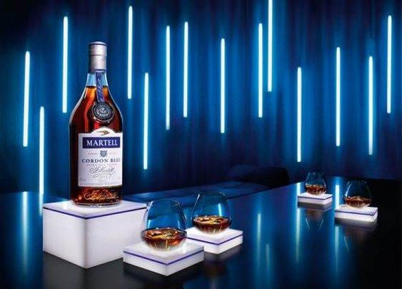 Martell Cordon Bleu, a Legendary Cognac  | Baxtton