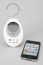 Sound Splash Wireless Waterproof Shower Speaker - Urban Outfitters