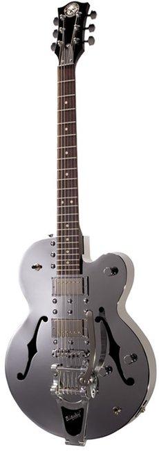 Chrome Guitar Aluminum Guitars - Normandy Guitars®