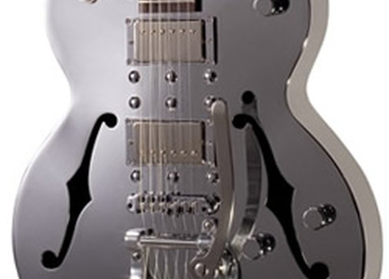 Chrome Guitar Aluminum Guitars - Normandy Guitars®