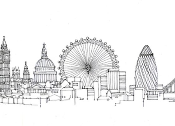 London cityscape | By Royal Appointment