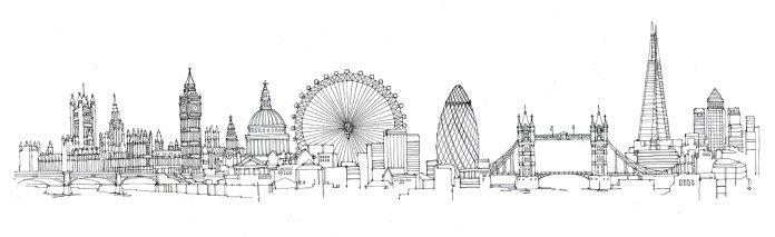 London cityscape   By Royal Appointment